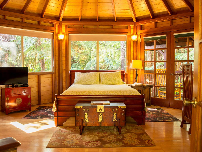 Volcano Bed and Breakfast