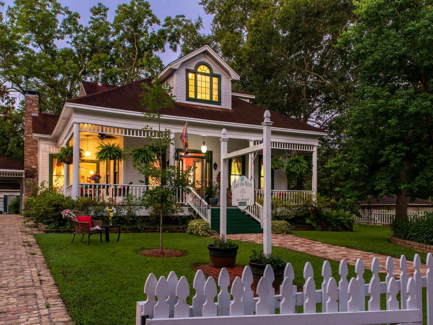 Jefferson Bed and Breakfast