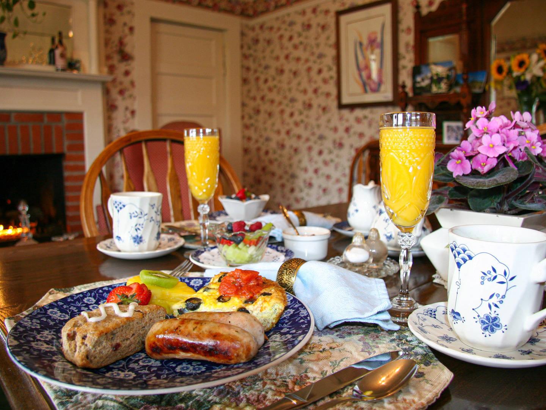 Healdsburg Bed and Breakfast