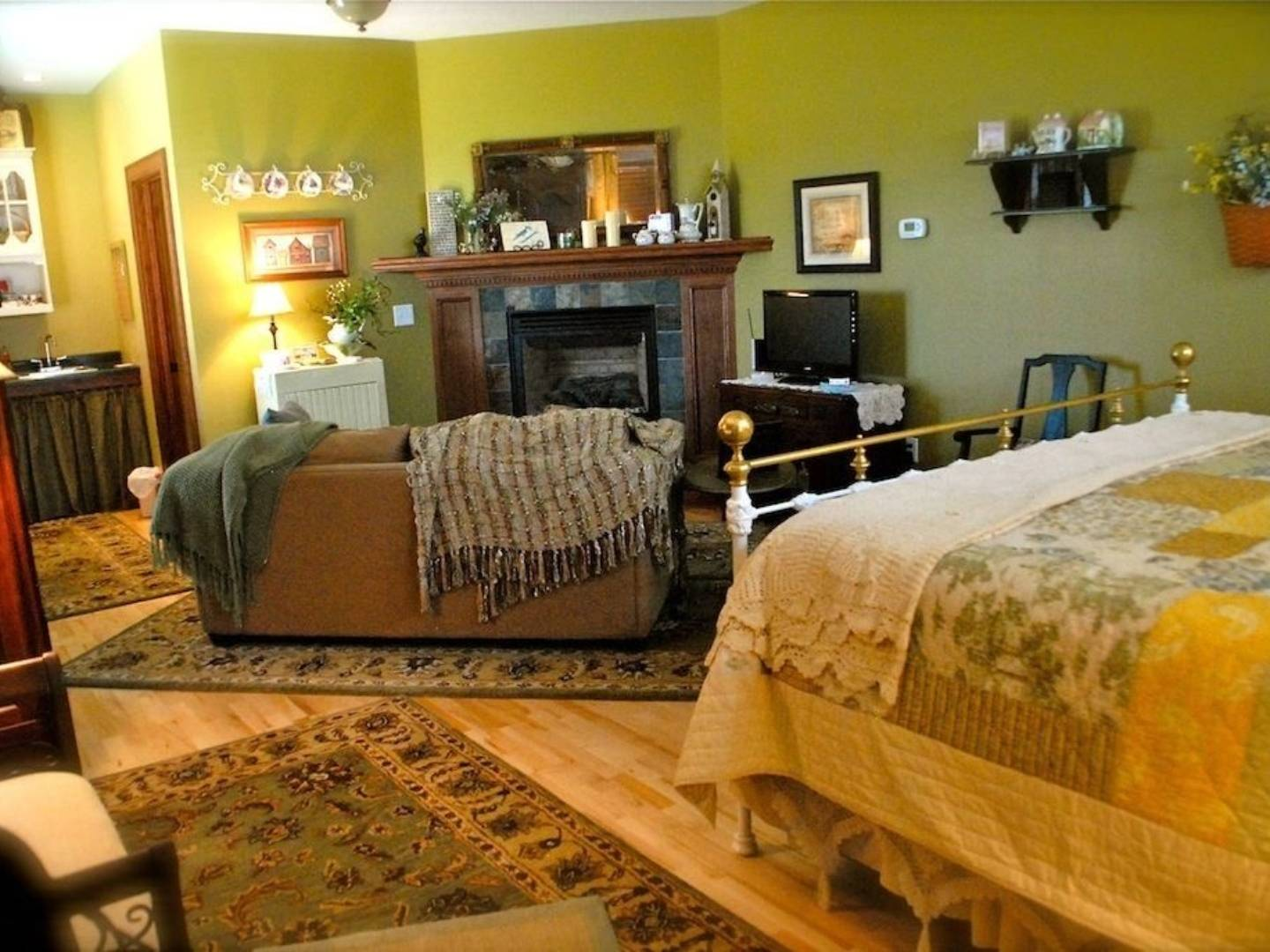 New Virginia Bed and Breakfast