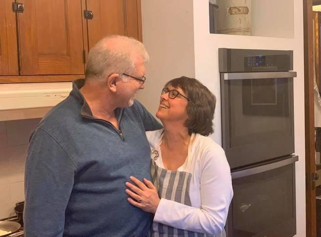 Randy and Sara Bangs