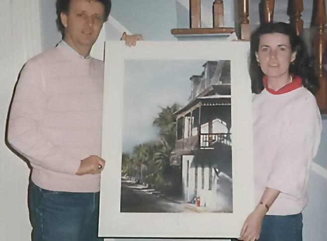 Margaret and Joe Finnegan