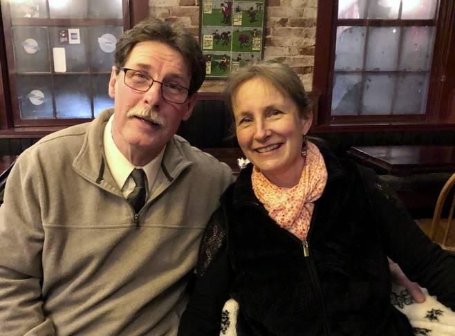 Warren & Yvonne