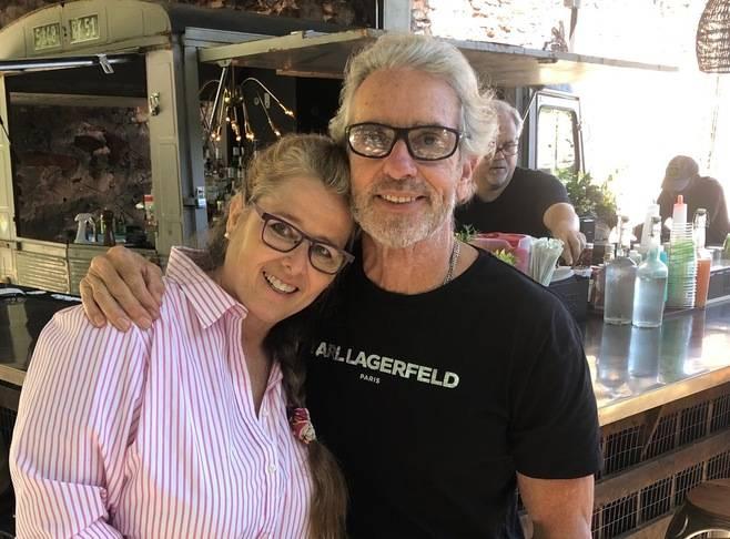 Louise and Michael Cardoza