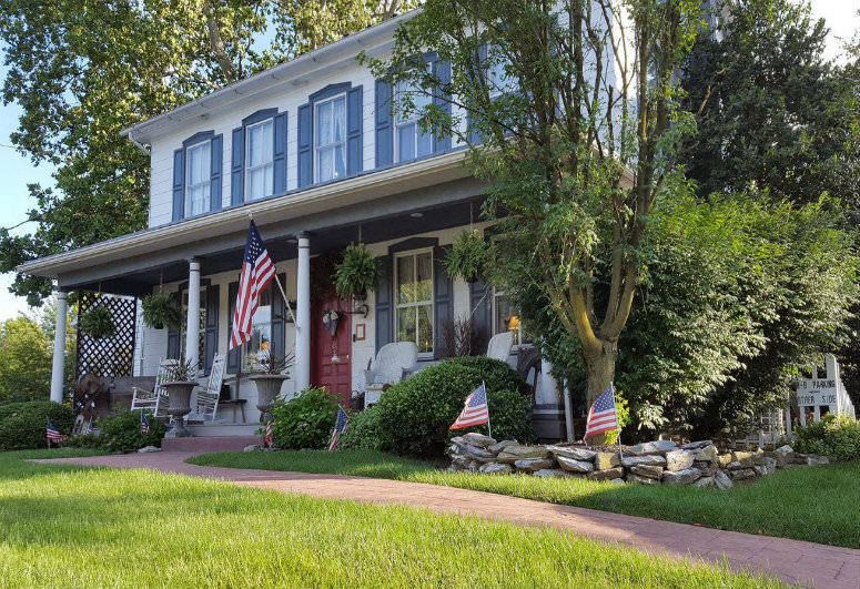 Palmyra Bed and Breakfast