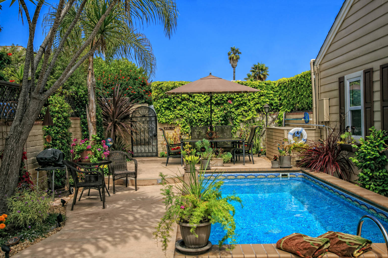 San Diego Bed and Breakfast
