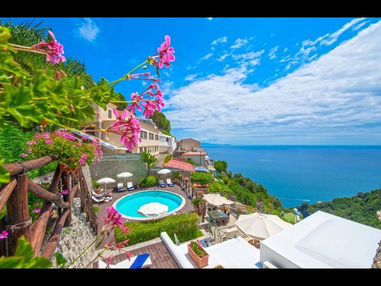 A resort near the water at VILLA KNIGHT.