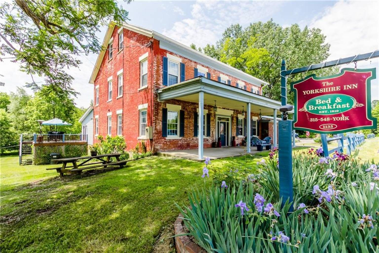 Phelps Bed and Breakfast